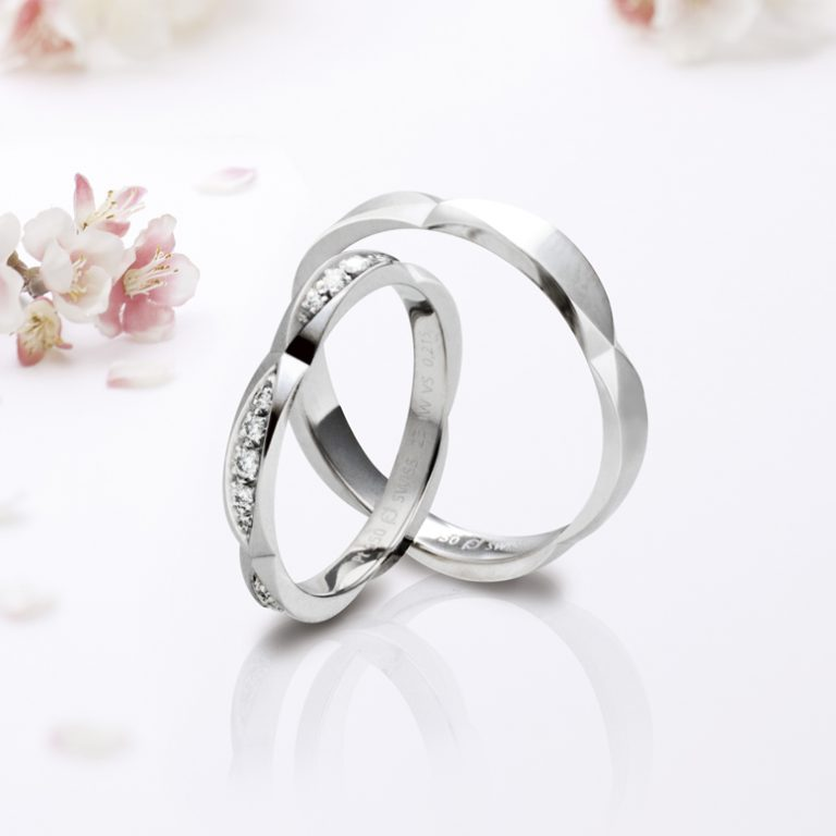 Sakura-サクラ‐|FURRER-JACOT(フラー・ジャコー) 結婚指輪