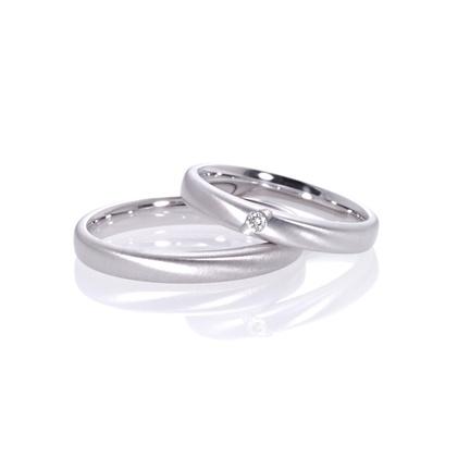 フィッシャーのご結婚指輪をお作り頂きました!