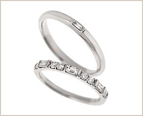 ラブボンドのご結婚指輪をお作り頂きました!
