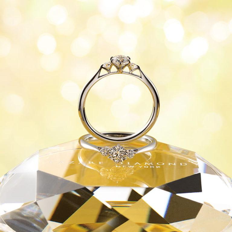 LILIES(リリーズ)|ラザールダイヤモンド 婚約指輪