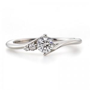 CASSIOPEIA(カシオペア) ラザールダイヤモンド 婚約指輪