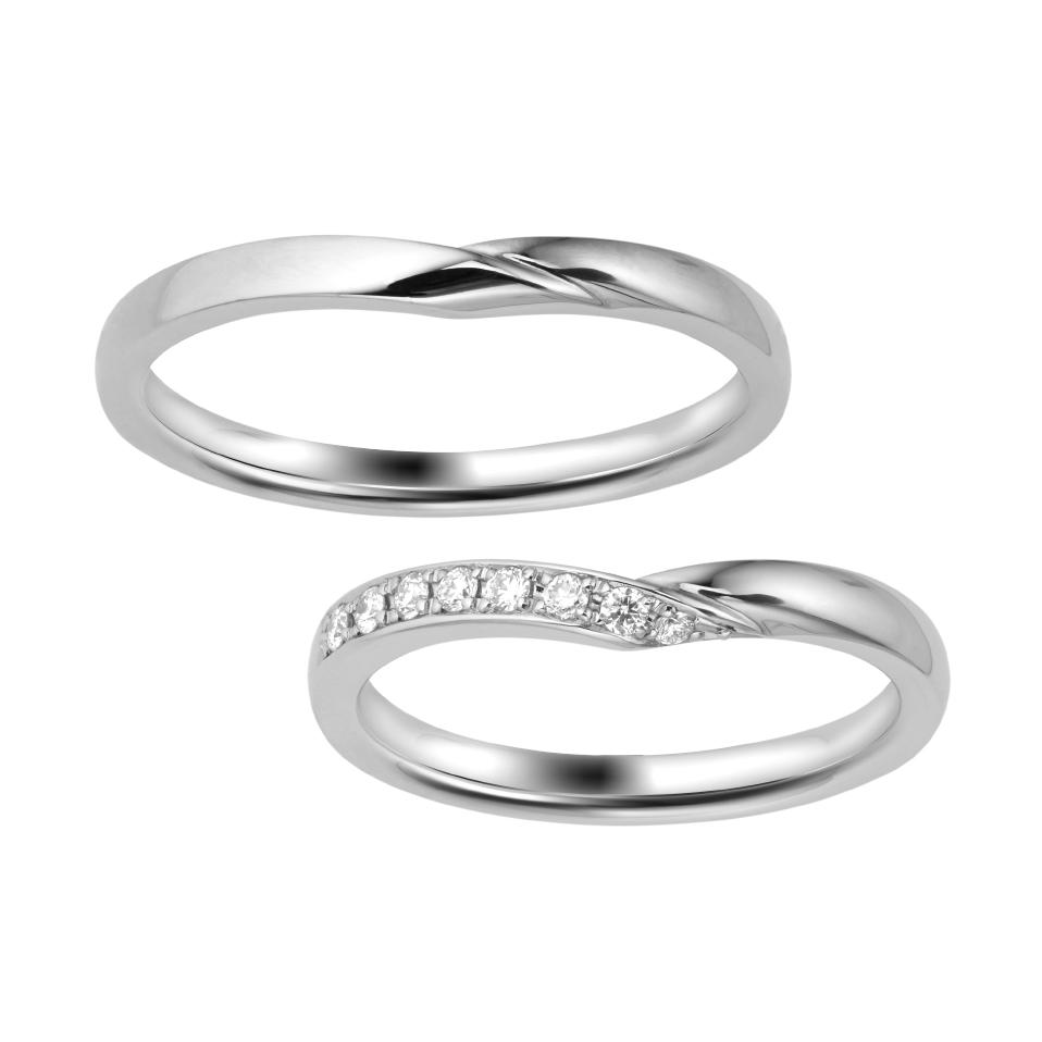 ポンテヴェキオ のご結婚指輪をお作り頂きました!