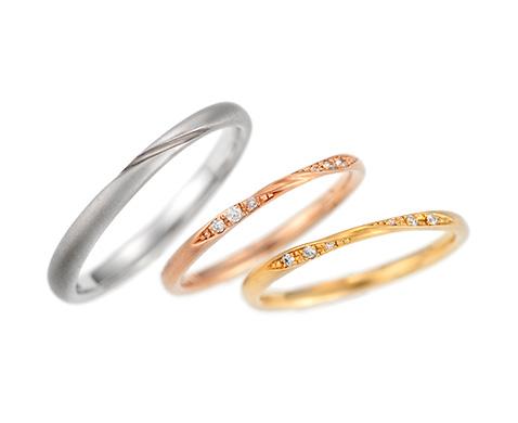 【長野市】ラブボンドのご結婚指輪をお作り頂きました!