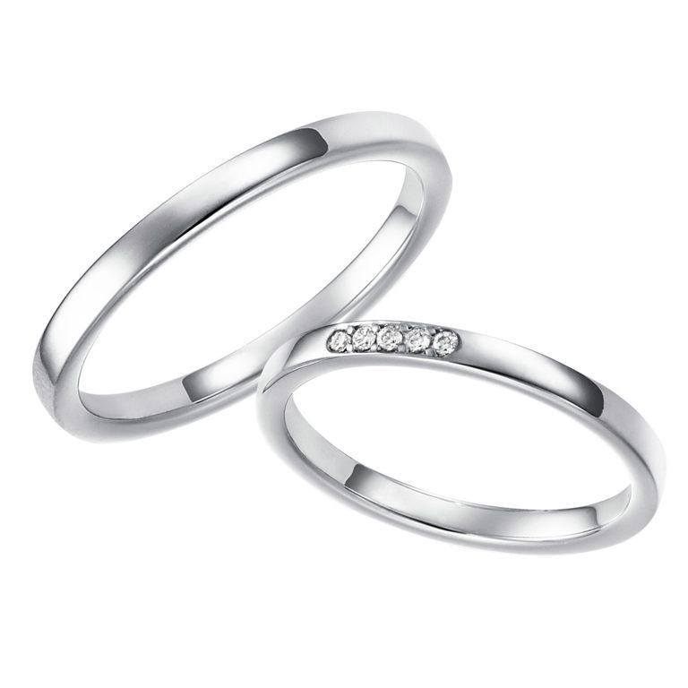 ミニョン|FURRER-JACOT(フラー・ジャコー) 結婚指輪