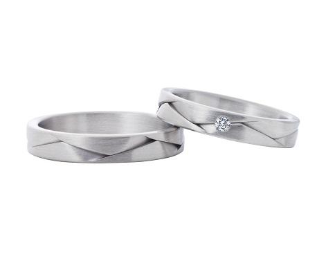 オリガミ|FURRER-JACOT(フラー・ジャコー) 結婚指輪