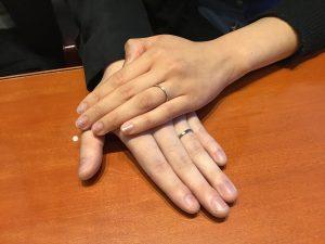 【飯田市】結婚指輪をお作りいただきました!
