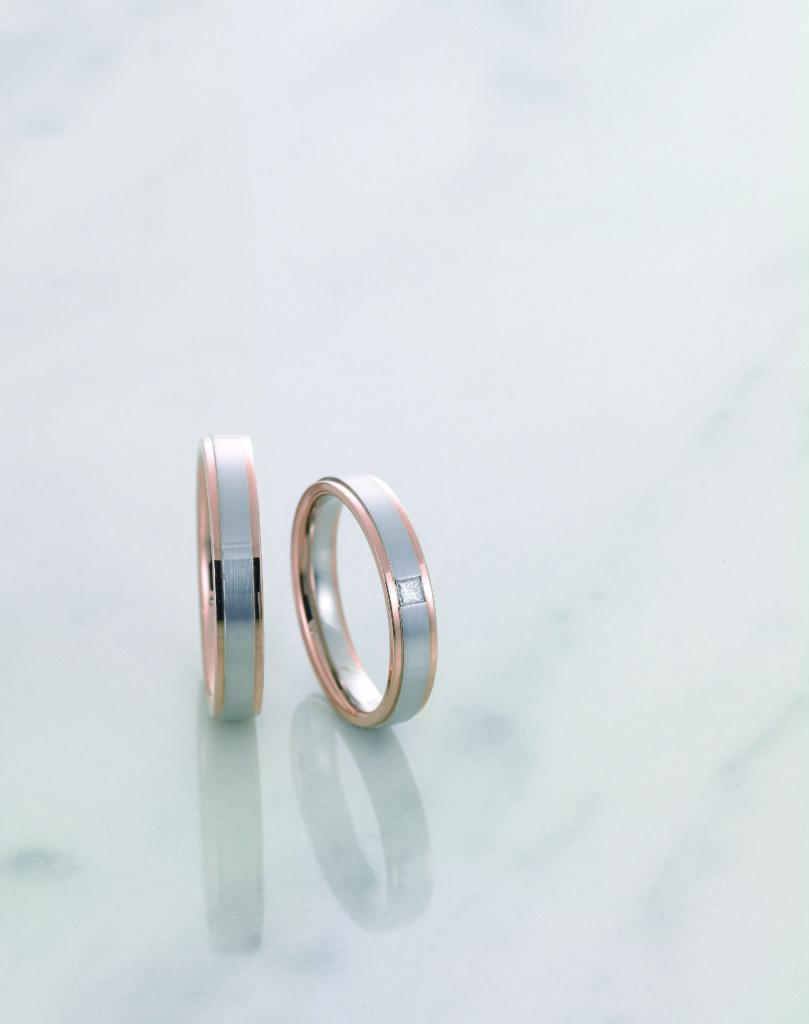 【大町市】フィッシャーの結婚指輪をお作り頂きました!