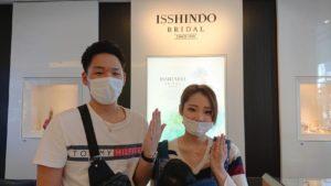 【長野市】アフラックスの結婚指輪をお作り頂きました!