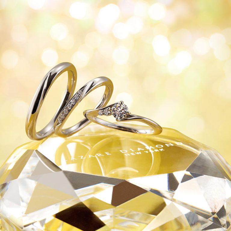 CASSIOPEIA(カシオペア) セットリング|ラザールダイヤモンド婚約指輪・結婚指輪