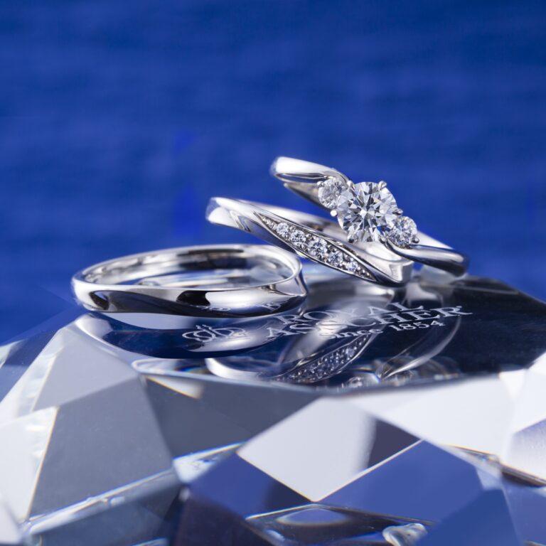 ERA680 WRA027 WRB037|ロイヤルアッシャー婚約指輪・結婚指輪