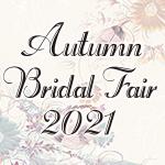 【AUTUMN BRIDAL FAIR】2021.10.1~10.31